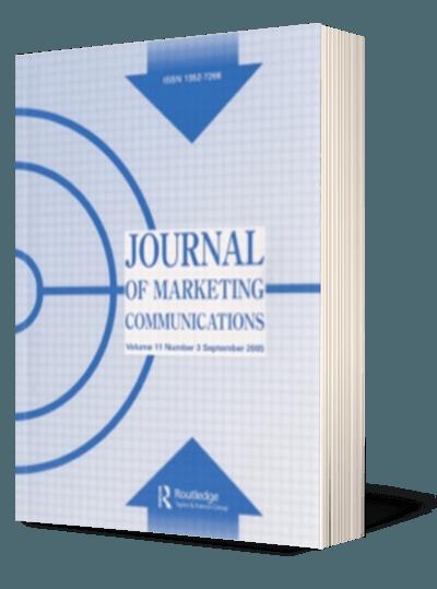 Journal of Marketing Communication 1