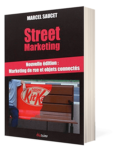 Street Marketing - Edition Objets connectés 10
