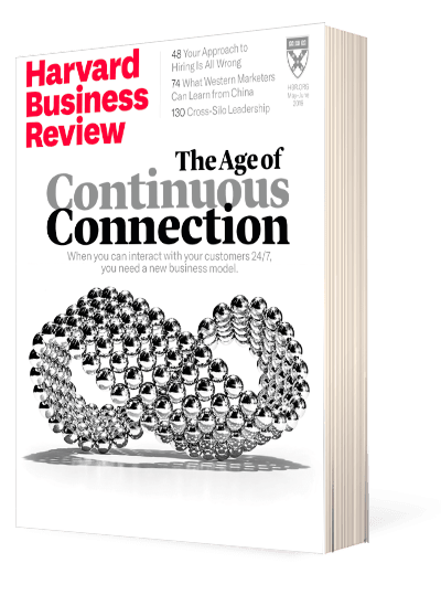 Harvard Business Review 1