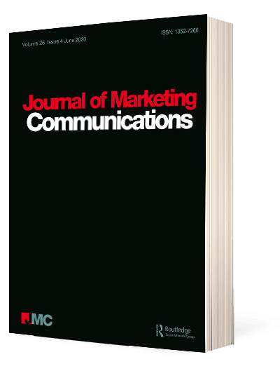 Journal of Marketing Communication 5